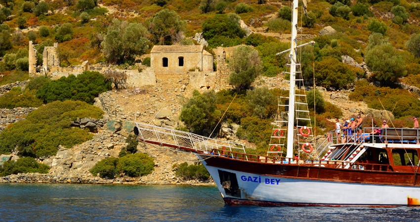 Turunc Aegean Islands Boat Trip