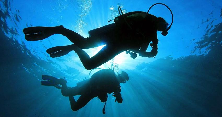 Turunc Diving Tour