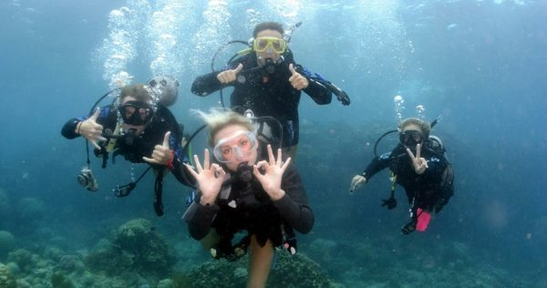 Turunc Diving Tour