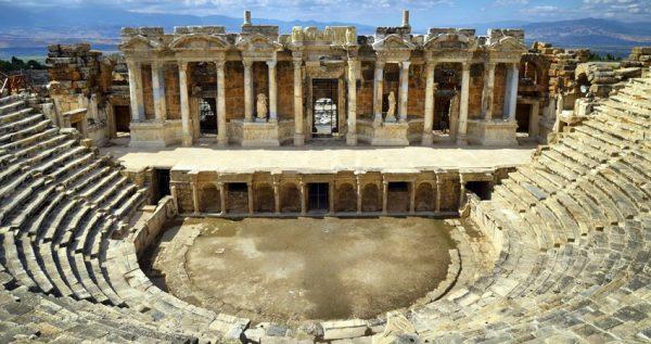 Turunc Ephesus Pamukkale Tour