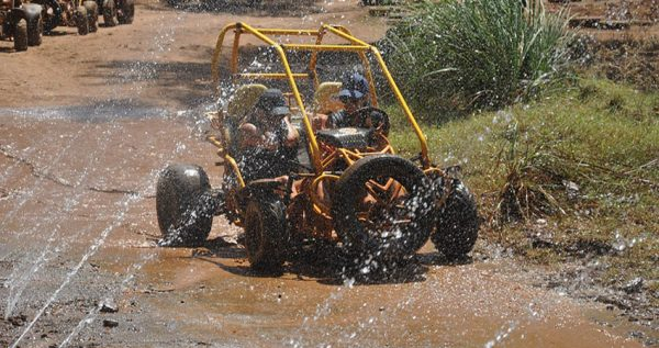Icmeler Buggy Safari