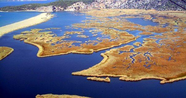 Icmeler Dalyan Koycegiz Lake Tour