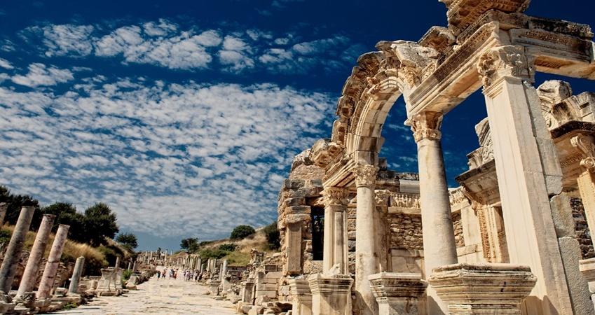 Icmeler Ephesus Pamukkale Tour
