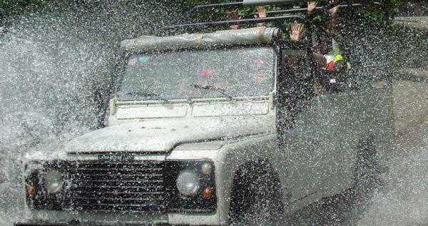Icmeler Jeep Safari
