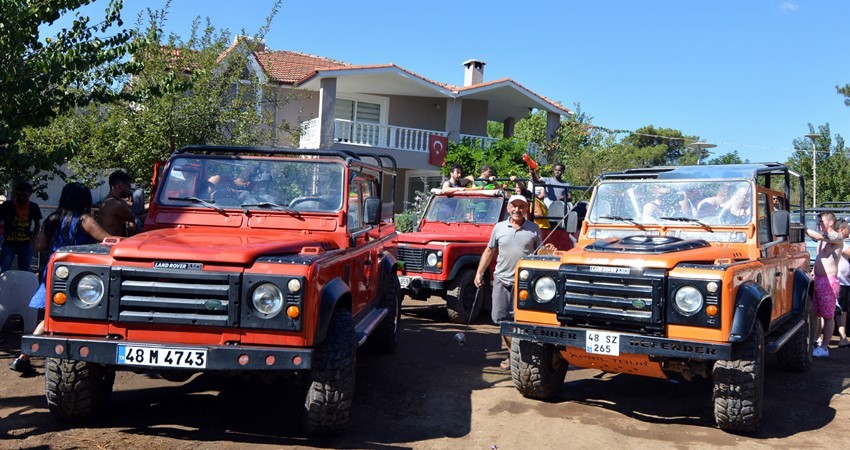 Icmeler Jeep Safari