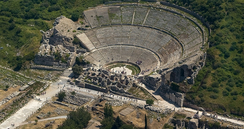 Turunc Ephesus Tour