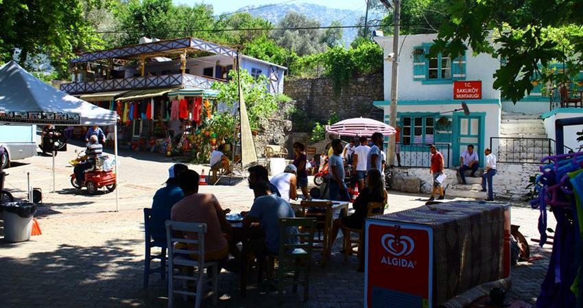 Icmeler Village Tour