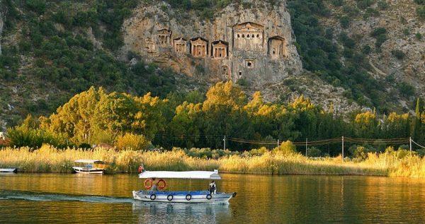 Marmaris Dalyan Koycegiz Lake Tour