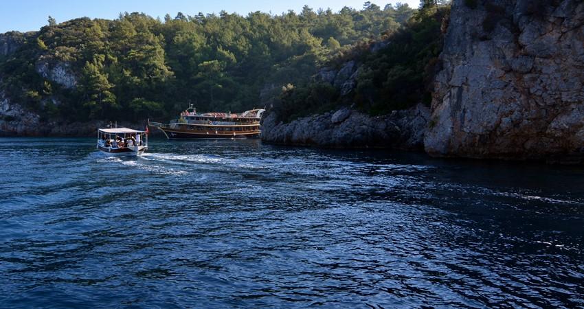 Akyaka Boat Trip