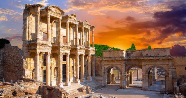 Ephesus Pamukkale Tour From Akyaka
