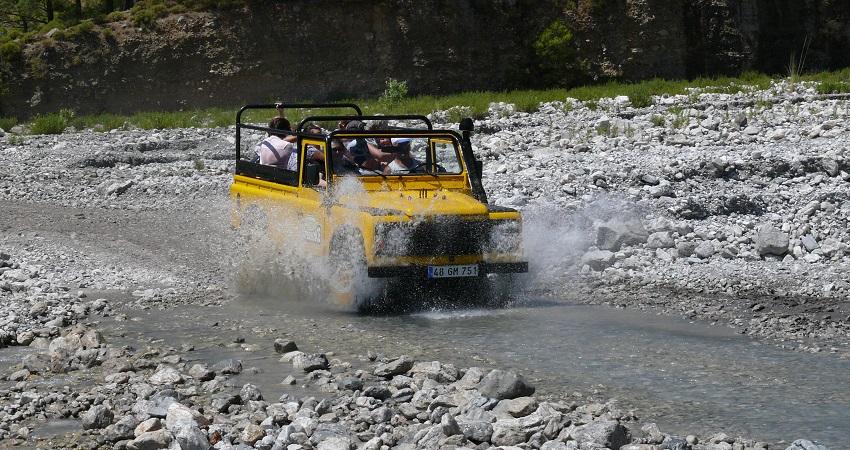 Fethiye Jeep Safari
