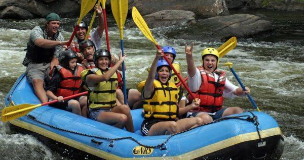 Sarigerme Rafting