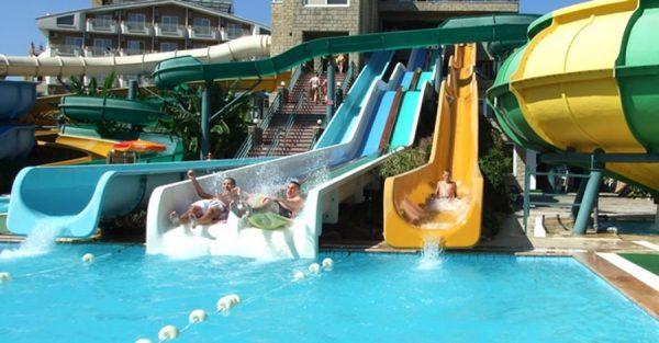 Icmeler Atlantis Water Park