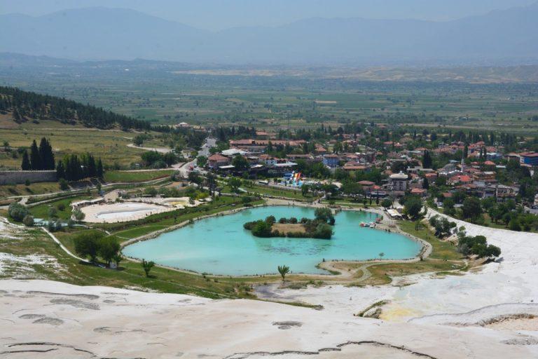 pamukkale village