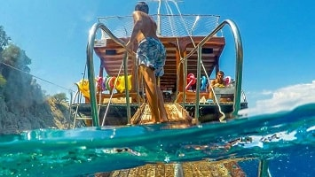 Fethiye Boat Trip