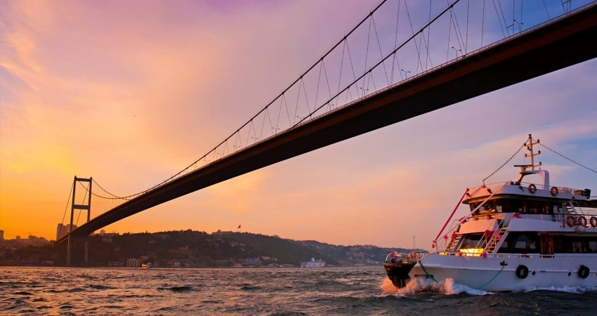 Icmeler Istanbul Day Trip