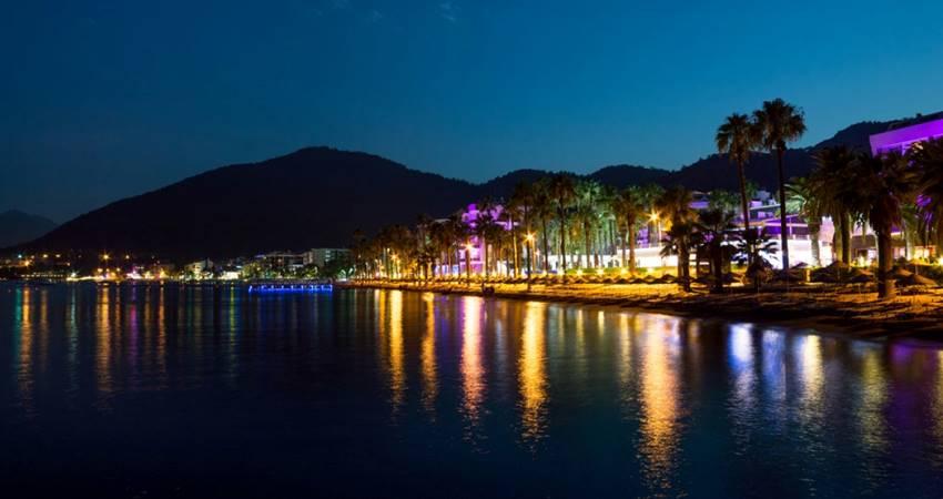 Icmeler Moonlight Cruise