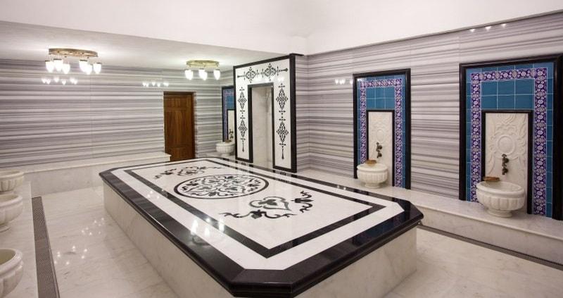 Icmeler Ottoman Turkish Bath