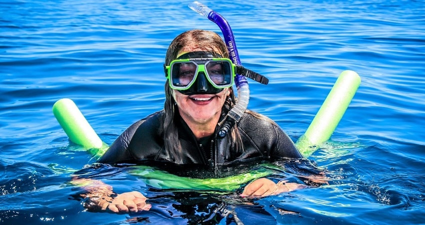 Icmeler Snorkelling