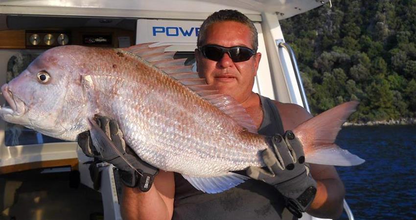 Marmaris Fishing Tour