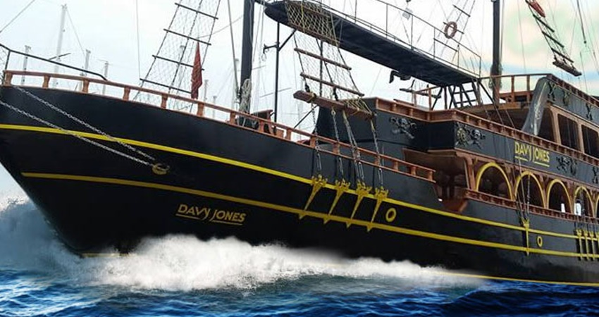 Marmaris Pirate Boat Trip