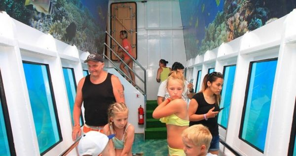 Marmaris Semi Submarine