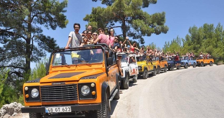 Sarigerme Jeep Safari