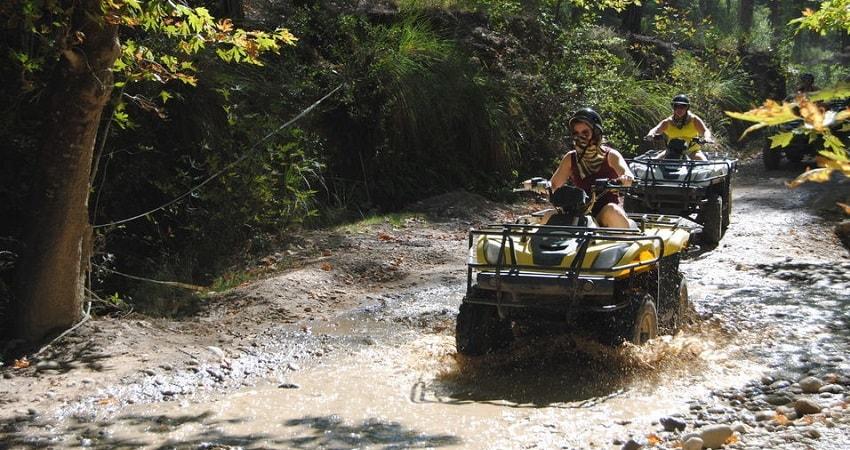 Sarigerme Quad Safari