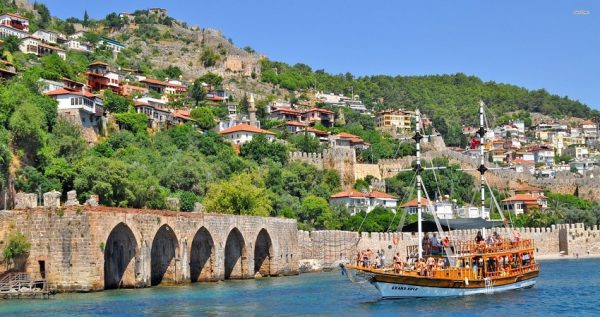 Side Alanya Day Trip