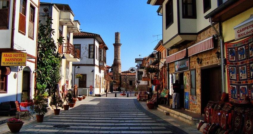 Side Antalya Day Trip
