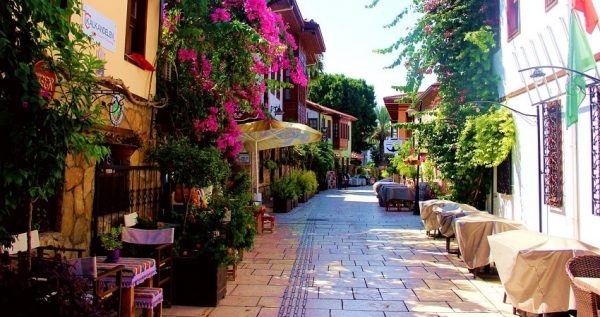 Side Antalya Day Trip