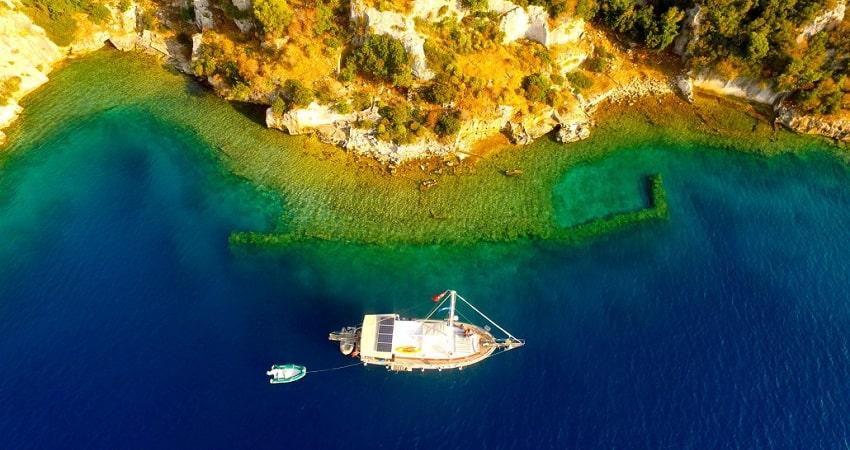 Side Kekova Boat Trip