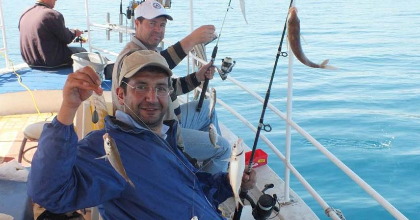 Turunc Fishing Tour