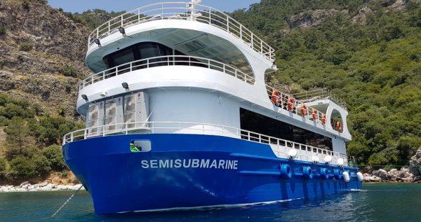 Turunc Semi Submarine