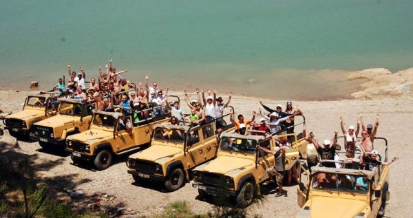 Bodrum Jeep Safari