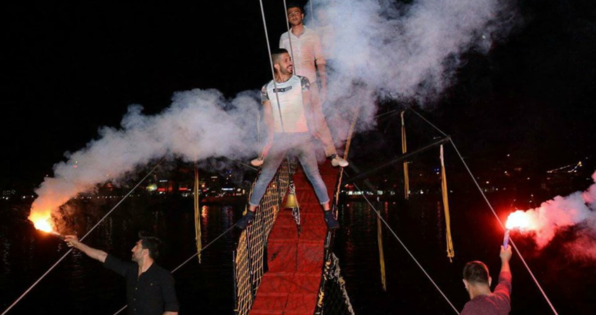 Marmaris Pirate Party Boat