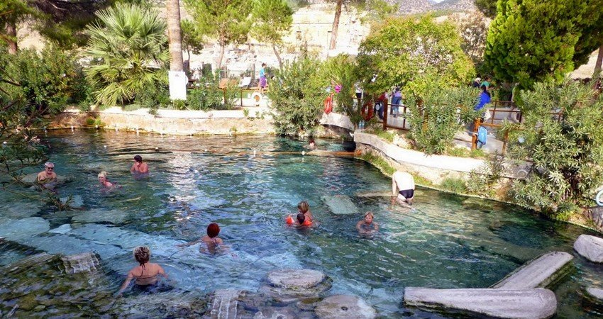 Sarigerme Ephesus Pamukkale Tour