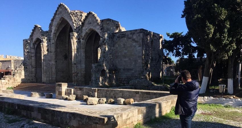 Sarigerme Rhodes Day Trip