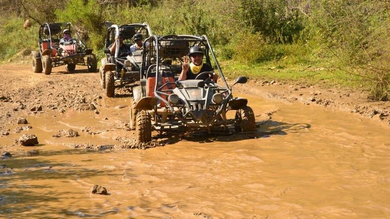 Side Buggy Safari