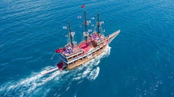 Side Dolphin Island Boat Trip