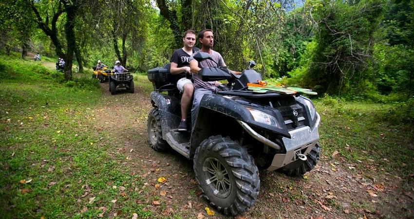 Side Quad Safari