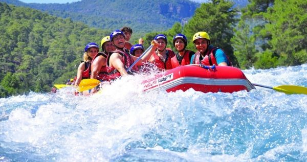 Side Rafting Tour