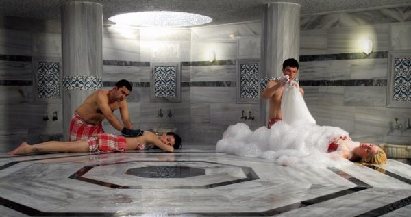 Side Turkish Bath
