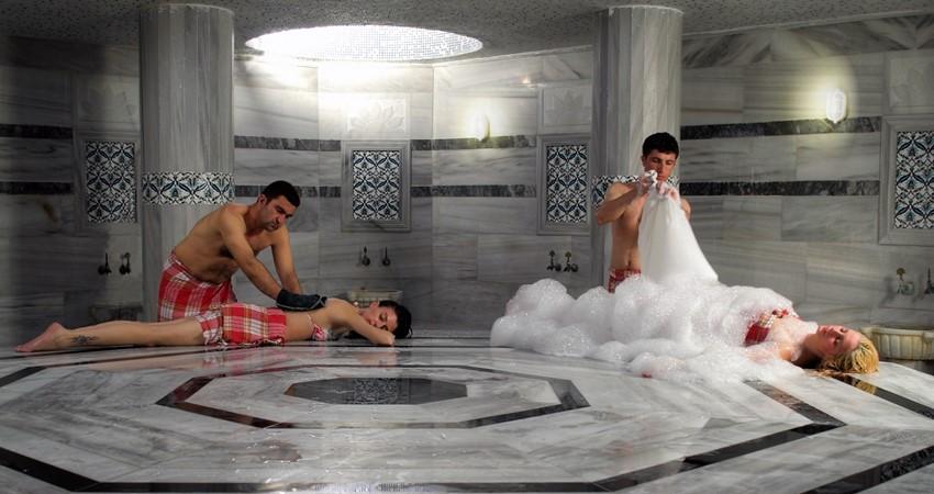 Side Turkish Bath