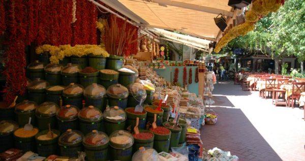 Fethiye Market Tour