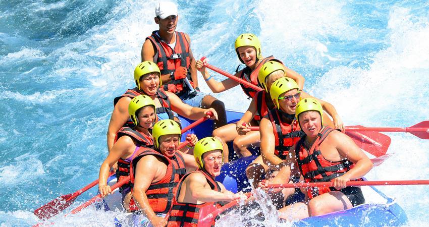 Fethiye Rafting Tour