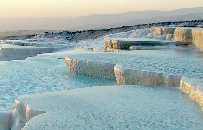 Day Trip To Pamukkale From Istanbul By Plane
