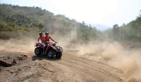 Fethiye Quad Safari