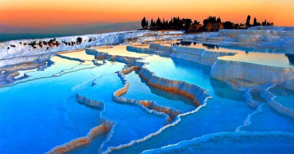 Fethiye Ephesus & Pamukkale Tour