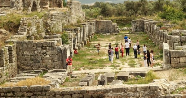 Priene Miletos Didyma From Selcuk